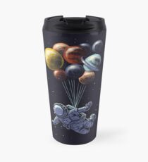 Space Travel Travel Mug