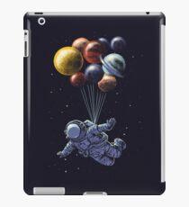Space Travel iPad Case/Skin