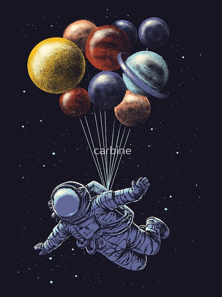Viaje espacial de carbine