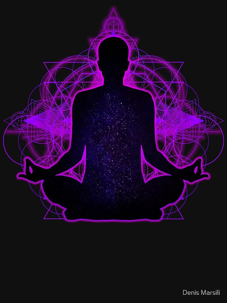 Meditation - The Universe Inside by ddtk