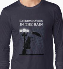 MusiKill in the Rain Long Sleeve T-Shirt