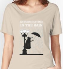 MusiKill in the Rain Women's Relaxed Fit T-Shirt