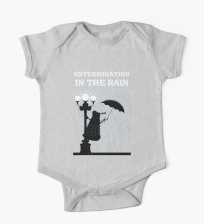 MusiKill in the Rain Kids Clothes
