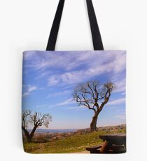 Glorious landscape Tote Bag
