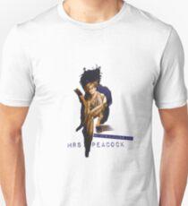 Mrs Peacock  T-Shirt