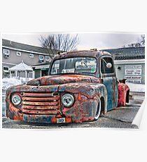 Truck & Treats Poster