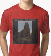 John Foxx - The Garden Tri-blend T-Shirt