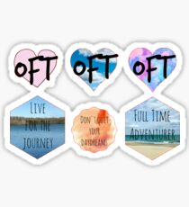 OFT Mini Stickers Pack Sticker