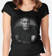 Anthony Bourdain Women's Fitted Scoop T-Shirt