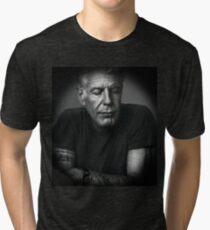 Anthony Bourdain Tri-blend T-Shirt