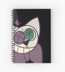 Cuaderno de espiral mago