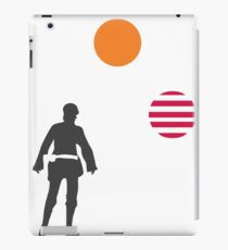 Two Suns iPad Case/Skin