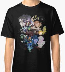 Der mächtige Nein Classic T-Shirt