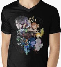 The Mighty Nein Men's V-Neck T-Shirt