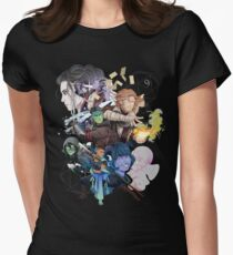 The Mighty Nein Women's Fitted T-Shirt