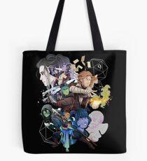 Der mächtige Nein Tote Bag