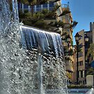 Fountain, Torrevieja, Costa Blanca, Spain by Squealia