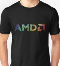 AMD Logo | Silicon Unisex T-Shirt