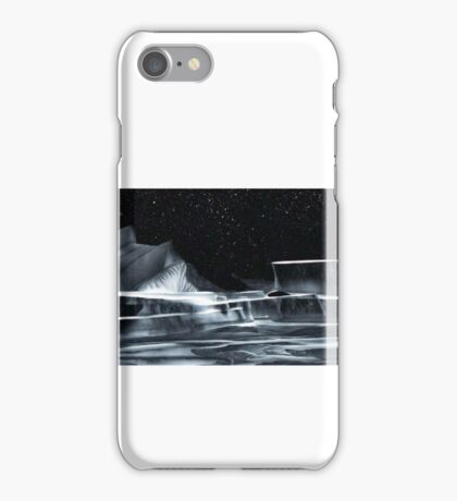 Ice Mountain iPhone Case/Skin