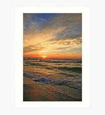 Gulf of Mexico Seascape Art Print