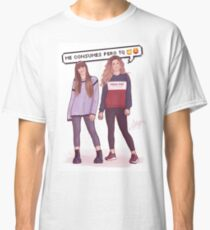Miriam and Aitana - OT 2017 Classic T-Shirt