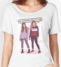 Miriam and Aitana - OT 2017 Women's Relaxed Fit T-Shirt