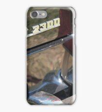 Fiat 2300 iPhone Case/Skin