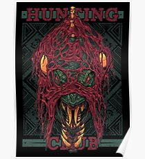 Hunting Club: Vaal Poster