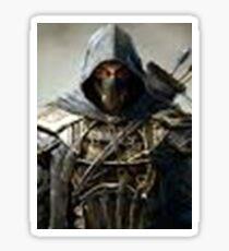 Elder Scrolls Sticker