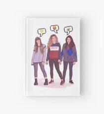 Girls trio - OT 2017 Hardcover Journal