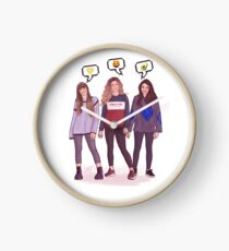 Girls trio - OT 2017 Clock