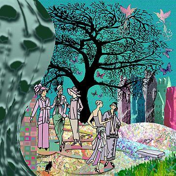 Green Garden Gathering by emilybieman