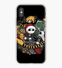 Jack's Christmas Plan iPhone Case