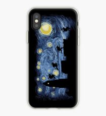 Starry Fight iPhone Case