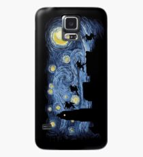 Starry Fight Case/Skin for Samsung Galaxy