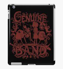 Genuine Band iPad Case/Skin