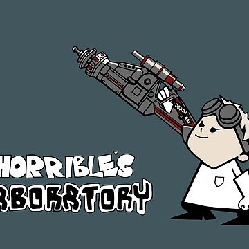 Horrible's Laboratory by CrumblinCookie