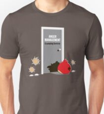 Angry Birds Anger Management Unisex T-Shirt