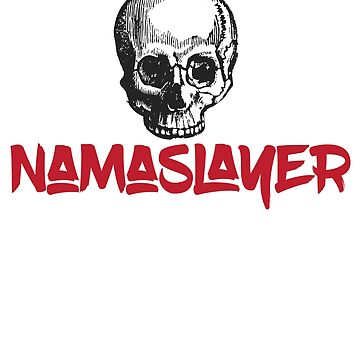 Namaslayer - Bad Skull Yoga Lover  by calebprue