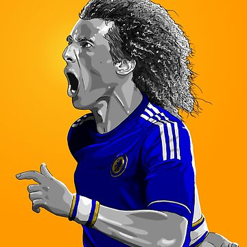 David Luiz - Chelsea by barrymasterson