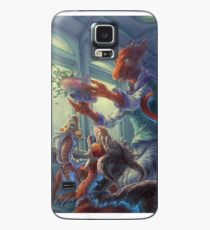 Dinner is Served Case/Skin for Samsung Galaxy
