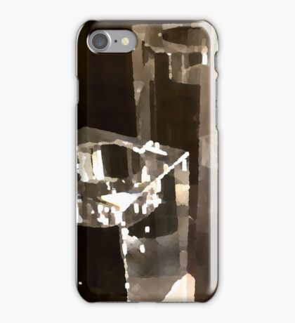 glass two iPhone Case/Skin