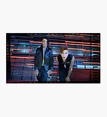 Falling In Reverse: Andy & Ronnie (Bad Girls Club) Photographic Print