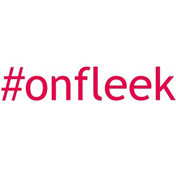 #onfleek (pink logo) by jdbruegger