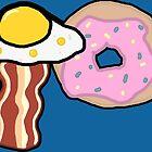 Breakfast UFO by ChessJess