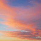 Western Sunset by John Kroetch