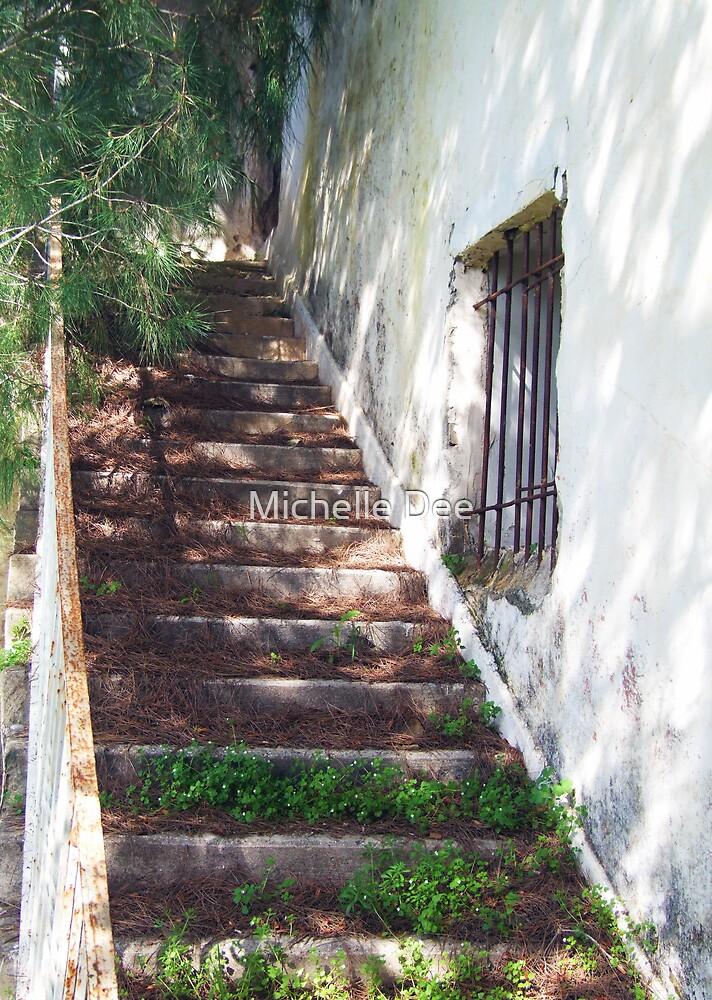 Mother Nature's stair carpet by michelleduerden