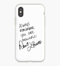 Demi Lovato iPhone Case