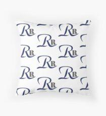 RR Logo Throw Pillow