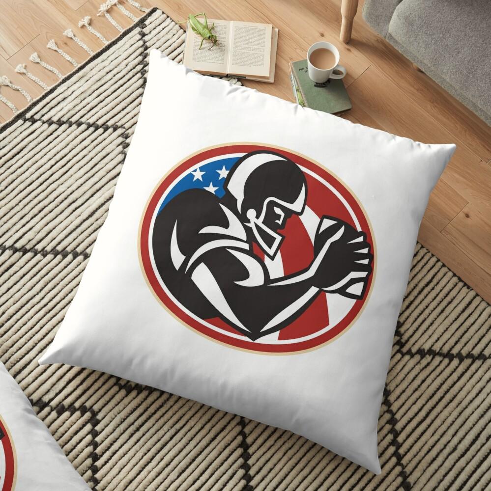 Wide Receiver Floor Pillow